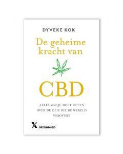 Boek De geheime kracht van CBD Dyveke Kok Nederlands