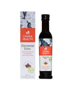 Elemental Elixir Chaga & Aloë vera Bio (Chaga Health) 250ml