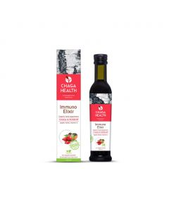 Immuno Elixir Chaga & Rozenbottel Bio (Chaga Health) 250ml