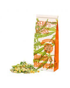 Hennep thee, Hemp & Herbs - BIO (Dutch Harvest) 40gr