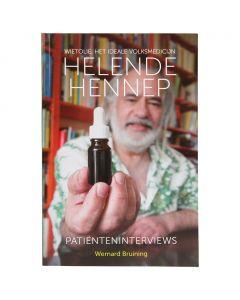 Boek Helende Hennep (Medi-Wiet) 320pag.
