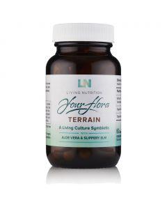 Your Flora - Terrain - Bio (Living Nutrition) 60caps