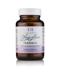 Your Flora - Tranquil - Bio (Living Nutrition) 60caps