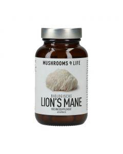 Lion's Mane Capsules - Bio (Mushrooms4Life) 60caps