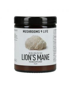 Lion's Mane Poeder - Bio (Mushrooms4Life) 60gr
