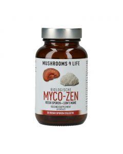 MyCo-Zen - Bio (Mushrooms4Life) 60caps