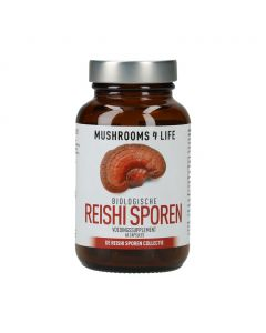 Reishi Spore - Bio (Mushrooms4Life) 60caps