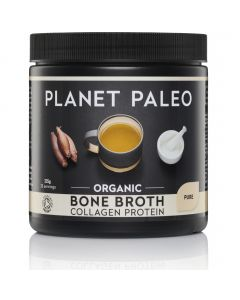 Bone Broth Collagen Protein - Pure - Bio (Planet Paleo)