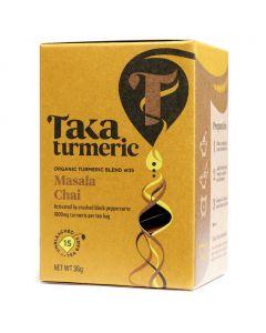 Masala Chai Kurkuma Tea Bio (Taka Turmeric) 15sac