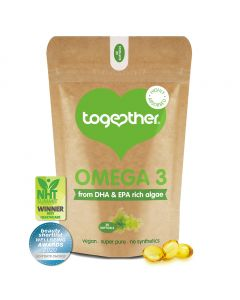 Algae Omega 3 (Together Health) 30caps