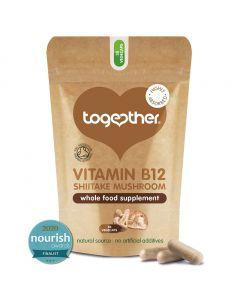 Organic Mushroom B12 (Together Health) 30caps