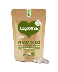 Vegan Vitamin D3 (Together Health) 30caps
