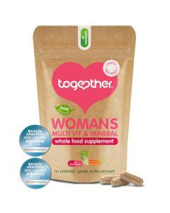 Woman's Multi Vit  (Together Health) 30caps