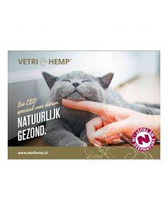 Vetrihemp Consumenten Folders (NL) 10 stuks