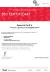SKAL certificaat Smart & Zo 2020-2021